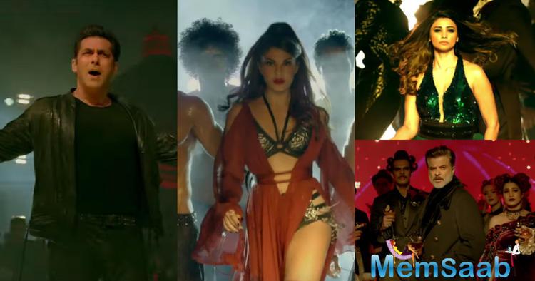 Race 3: Salman Khan shares teaser of Allah Duhai Hai Song