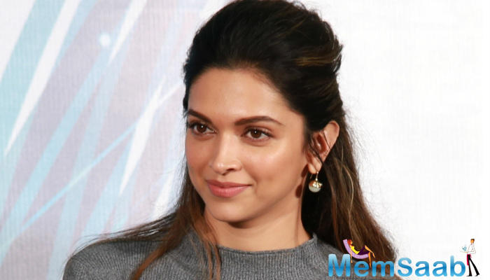 After the spectacular success of the Sanjay Leela Bhansali directed Padmaavat, leading lady Deepika Padukone seems to have received a huge ego boost.