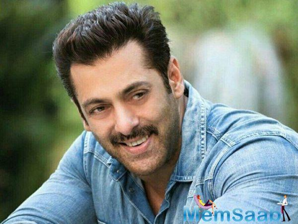 The actor, however, made an exception for his upcoming Eid release, Race 3.