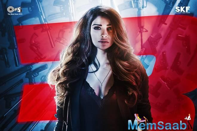 Shah, who made her debut opposite Khan in Jai Ho, says she never asked for work from the actor but he has always been a mentor to her.