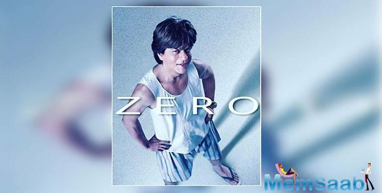 A film never finishes': Shah Rukh Khan gets emotional about his upcoming Zero