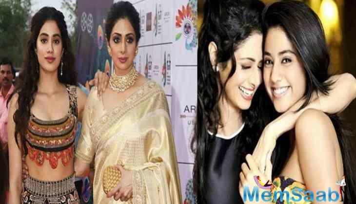 Janhvi Kapoor will give a fitting tribute to her mother Sridevi with debut Dhadak