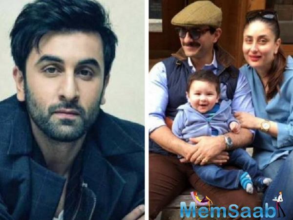 Ranbir Kapoor: Kareena and I hardly talk! loves to talk Saif!