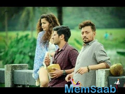 Karwaan first look poster: Irrfan Khan, Dulquer Salmaan And Mithila Palkar drop hints about their crazy journey
