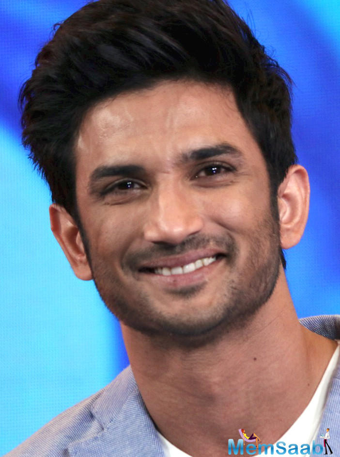 Sushant Singh Rajput's own piece of moon