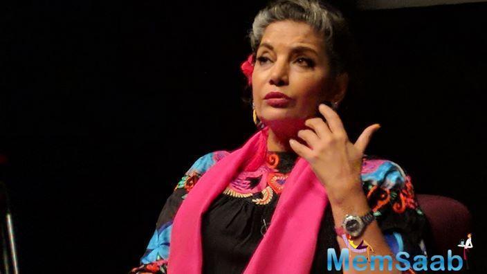Shabana Azmi goes gaga over Ranbir Kapoor's performance in Sanju