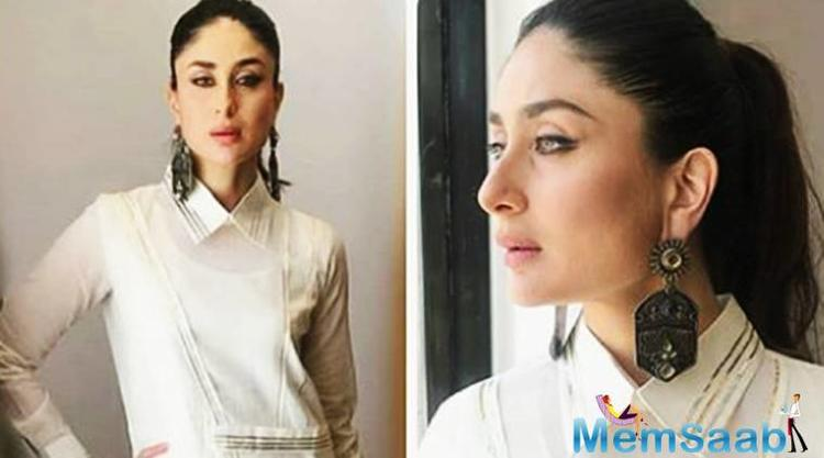 But according to the latest news, Kareena Kapoor Khan's role in the film looks slightly dicey at the moment.