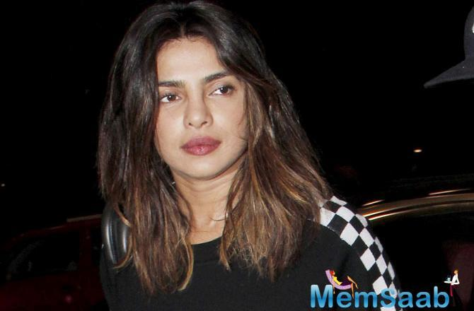 Priyanka Chopra recently inched ahead of Prime Minister Narendra Modi and Bollywood icon Amitabh Bachchan by scoring a fan base of 25 million on her Instagram account.