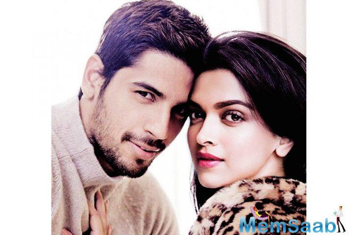 Deepika Padukone and Sidharth Malhotra have winged their way to Malaysia.