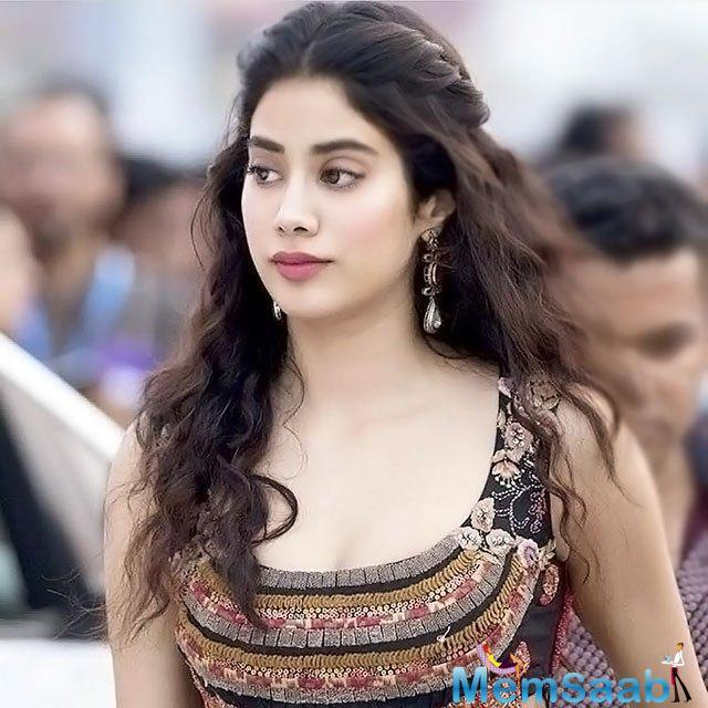 Sridevi's daughter Janhvi Kapoor ready for her big Launch