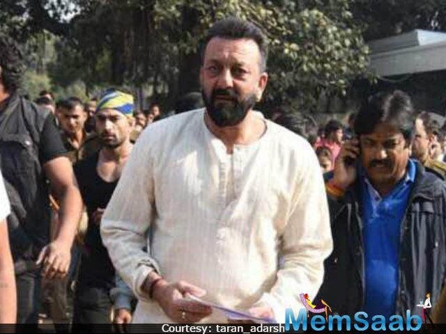 Sanjay Dutt: I am completely different from my onscreen Image