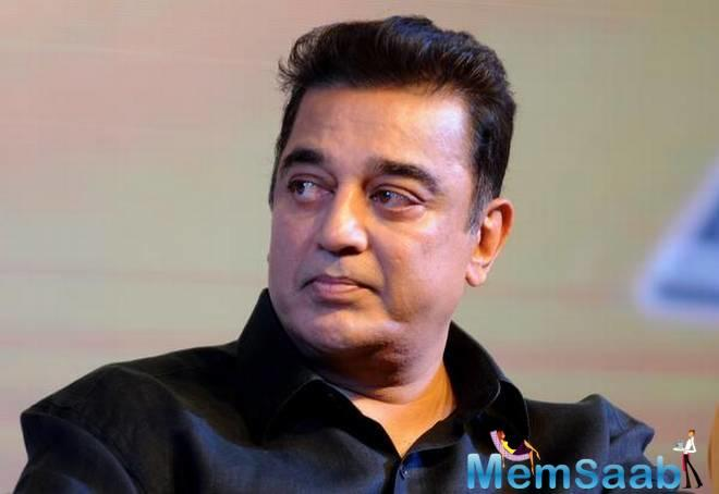 Indiscipline keeping Kamal Haasan away from Bollywood