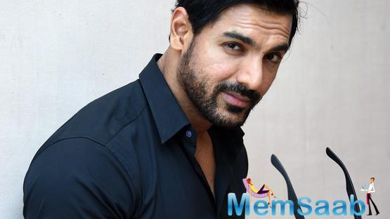 "John Abraham excited to be a part of sequel to Aamir's Sarfarosh, says, ""It's a challenge, but it's a different character"""