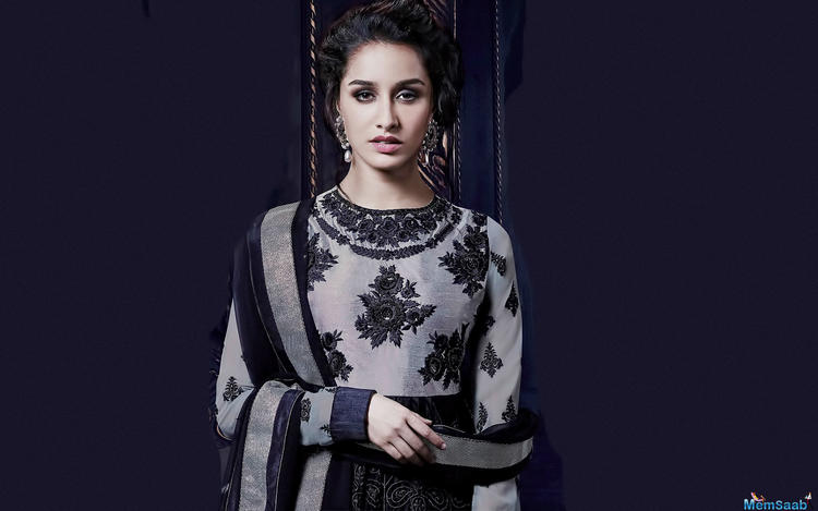 Shraddha Kapoor: Ghosts — a bit of a question mark
