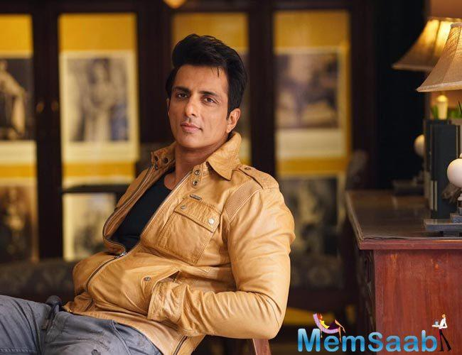 Sonu Sood storms out of Manikarnika