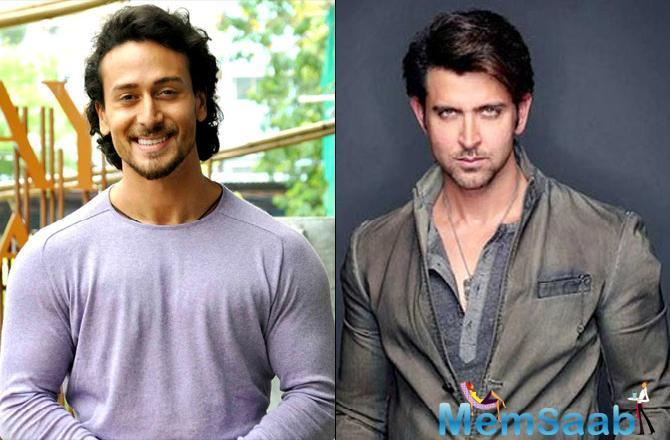 Tiger Shroff, who was last seen on-screen in Baaghi 2 said he will start shooting for Yash Raj Films' untitled film along with Hrithik Roshan from October next month.