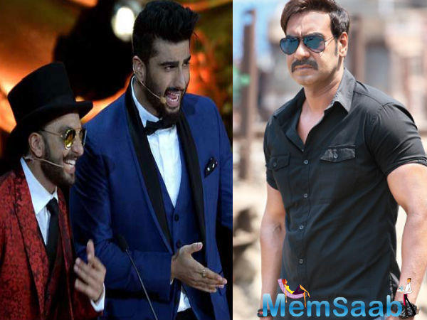 Arjun Kapoor is currently shooting for director Raj Kumar Gupta's film India's Most Wanted, in which he plays a dedicated RAW agent. And apparently, it was Ajay Devgn who recommended him for the role.