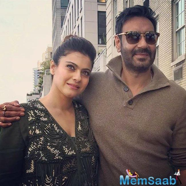 Kajol said her children never stopped her to go to work.