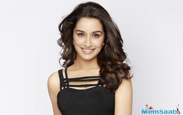 Shraddha Kapoor: Feel lucky to be a part of Saina Nehwal biopic
