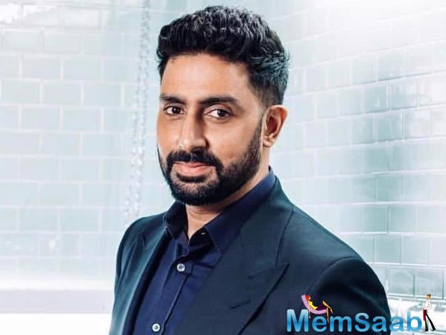 Abhishek Bachchan has hit back at a social media troll who blamed him for Manmarziyaan 's 'average' performance at the box office.