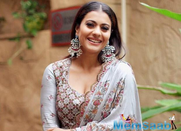 Soon after, the actress was bombarded with all kinds of messages, where one of Ajay's fan even requested Kajol to leave Ajay for her.