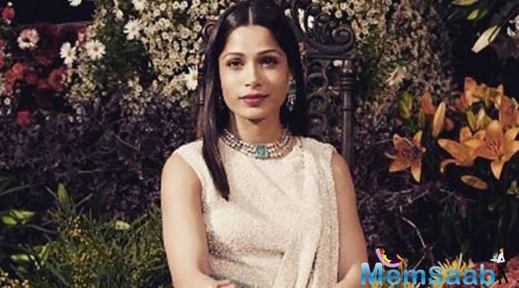 Since then, actors like Farhan Akhtar, Priyanka Chopra, Anurag Kashyap, Sonam Kapoor and Renuka Shahane have come out in Tanushree's support, with Freida Pinto being the latest celebrity to add her voice to the growing chorus.