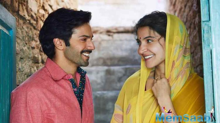 Varun Dhawan and Anushka Sharma starrer Sui Dhaaga - Made in India's collection sky rocketed on Gandhi Jayanti, a National Holiday, as it recorded an incredible 11.75 crore nett!