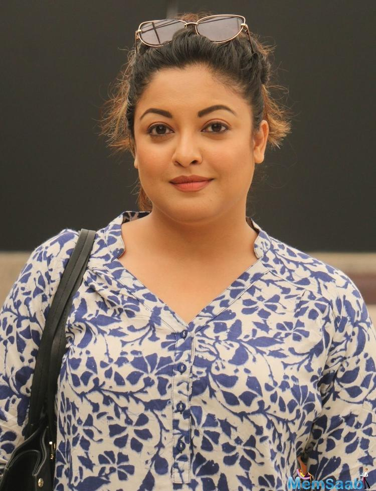 Tanushree Dutta cries foul: I have been slapped with 2 legal notices