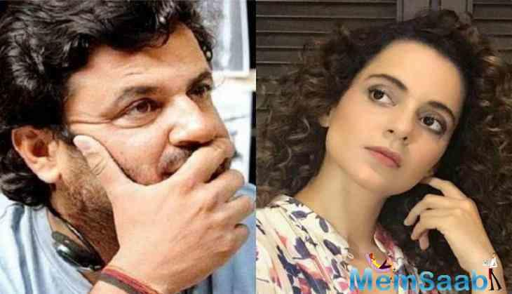 Kangana Ranaut: He'd bury his face in my neck and smell my hair