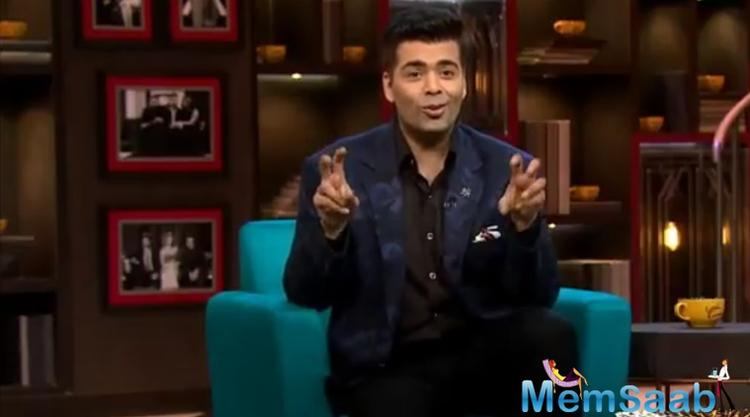 Karan Johar has introduced a gaming section in the upcoming new season of Koffee With Karan. This is the filmmaker anchor's way to add a distinct flavour to the chat show.