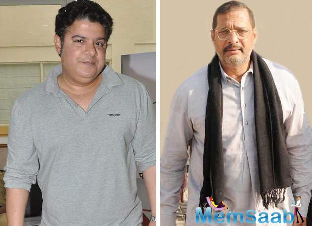 Sajid Khan, Nana Patekar's marching orders came from Fox Star Studios in LA