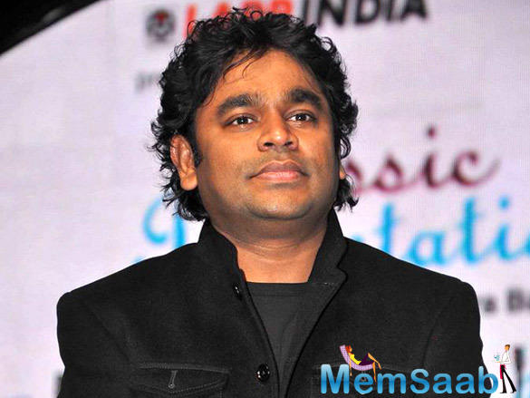 AR Rahman On #MeToo: Some of the names have shocked me