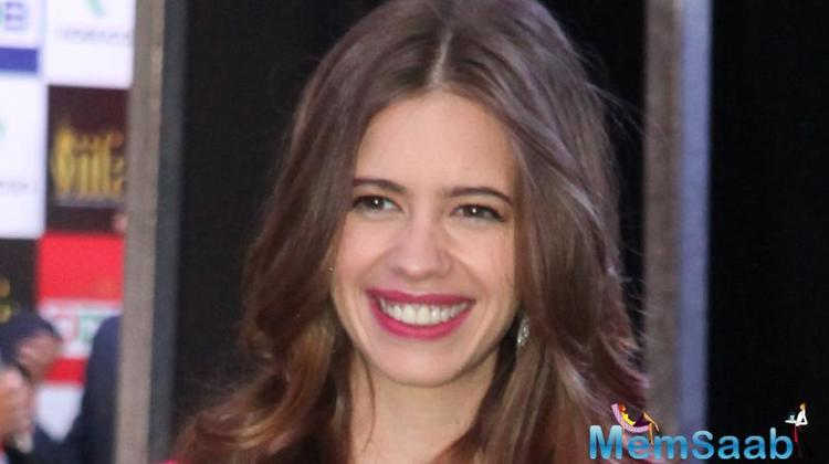 Kalki Koechlin explores digital space