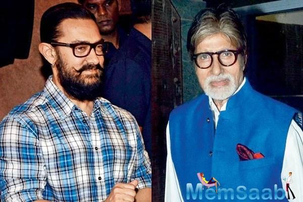 The action-adventure film is expected to benefit the most from its cast - the movie sees Bachchan and Khan unite on the big screen for the first time.