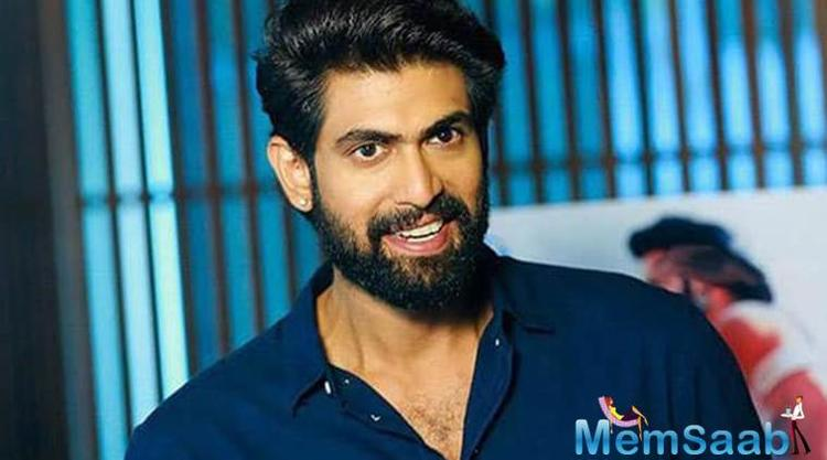 """Bhallaladeva From Baahubali is a superhero"": Rana Daggubati"