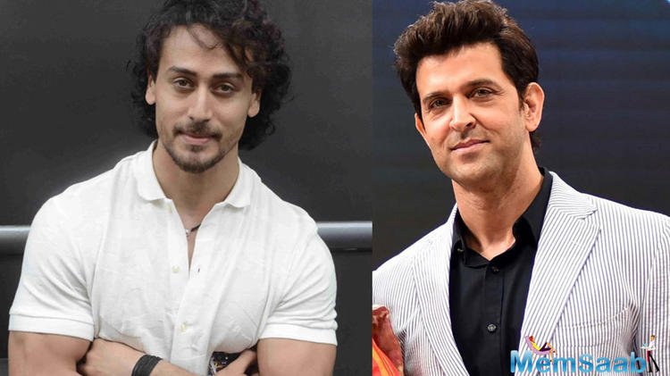 Siddharth Anand has wrapped up the shooting of his upcoming film featuring Hrithik Roshan, Tiger Shroff and Vaani Kapoor, ahead of Diwali.
