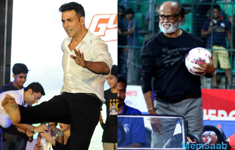 Rajinikanth to join Akshay Kumar on promotional spree?
