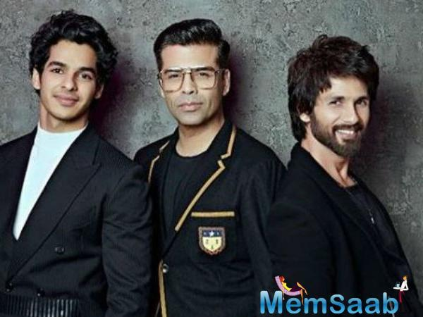 Koffee with Karan Season 6: Shahid Kapoor, Ishaan Khatter make lots of revelations