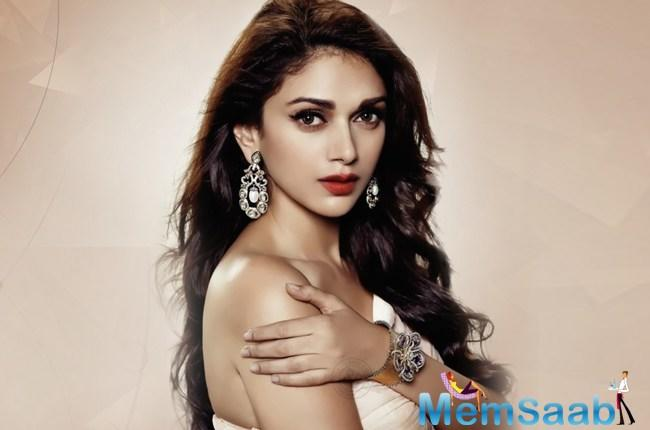 Adoption has been on the mind of actress Aditi Rao Hydari who believes it to be the most amazing thing one can do. The actress is only waiting for the right time for it to happen and hints that it could happen after two years from now.