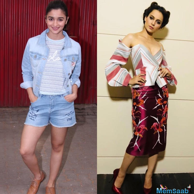 Alia Bhatt on Kangana Ranaut's accusations: I don't think I have done anything intentionally to upset her