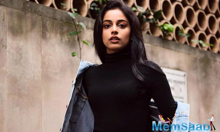 Banita Sandhu goes south, she will be seen in Varmaa - the Tamil remake of Telugu film Arjun Reddy