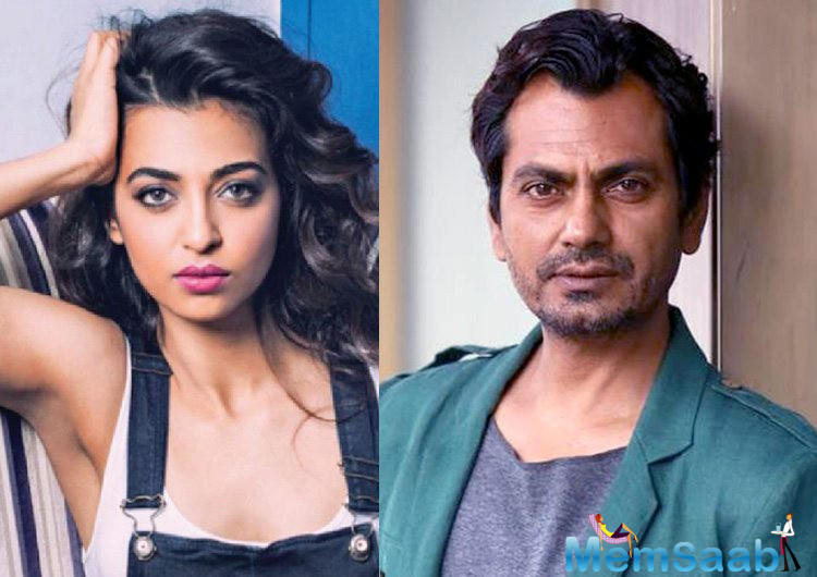 After Manjhi - The Mountain Man and Badlapur, Nawazuddin Siddiqui and Radhika Apte to reunite for this film.