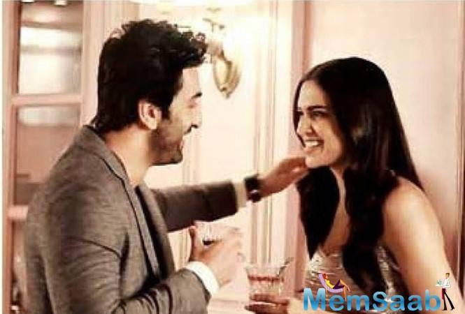 Magical! When Ranbir invited Deepika Padukone for coffee