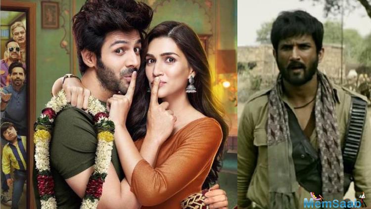 Luka Chuppi vs Sonchiriya: Kartik Aaryan beats Sushant Singh Rajput at the Box Office