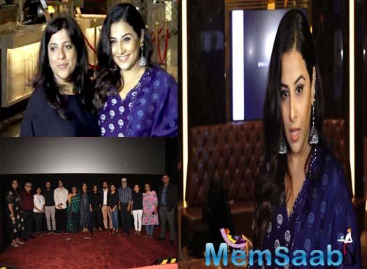 Zoya Akhtar and Vidya Balan announce nominations for first Critics Choice Film Awards