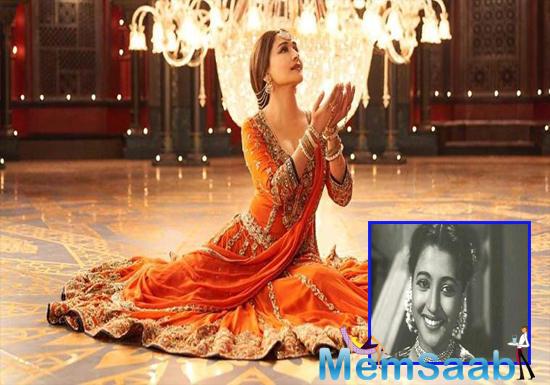Madhuri Dixit Nene won't do Suchitra Sen's biopic