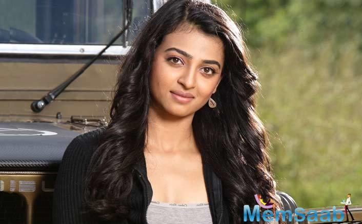 Radhika Apte earns a new fanbase in China with 'AndhaDhun'