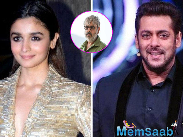Sanjay Leela Bhansali is teaming up with Salman Khan after two decades as a lead in the film, which is described as a love story.