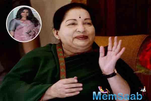 Here's why Vidya Balan refused Jayalalithaa biopic