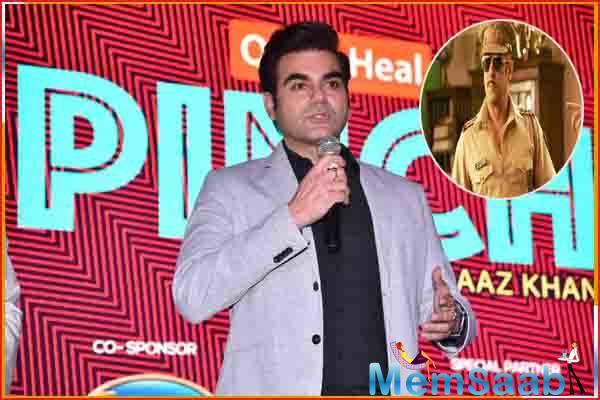 Arbaaz Khan: Dabangg 3 a big responsibility for me as an actor and producer